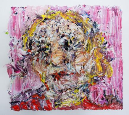 Vanessa Prager, Pale Pink, 2018