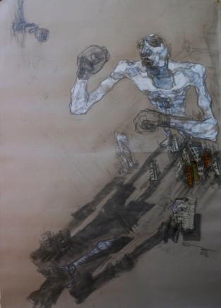 Dawit Abebe, X-Privacy III, 2011