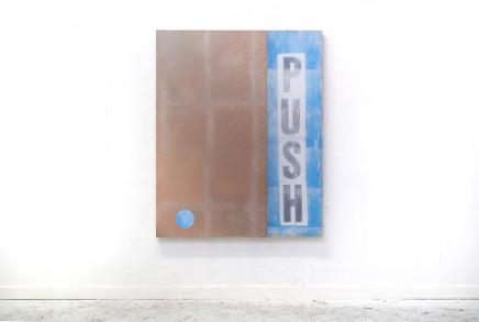 Martine Poppe, PUSH, 2016