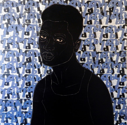Ephrem Solomon, Silence Series 23 , 2017