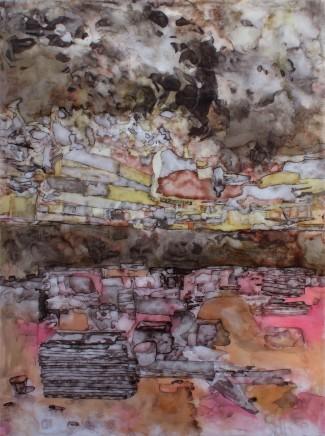 Florine Demosthene, Compression, 2015
