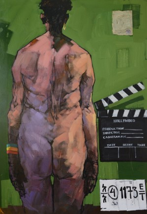 Dawit Abebe, No 2. Background 37, 2016