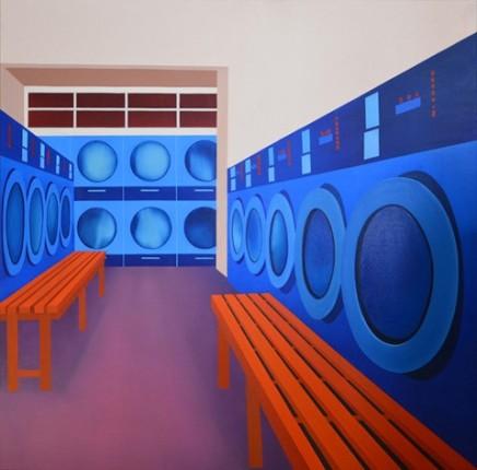 Juliette Pearce, Laundromat, 2012