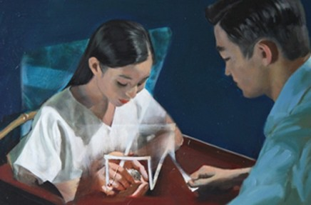 Lian Zhang, In a Different Light, 2013