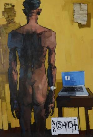 Dawit Abebe, No 2. Background 39, 2016