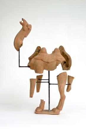 Bouke de Vries, Deconstructed camel, 2017