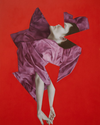 Juliette Mahieux Bartoli, Orpheus Red, 2017