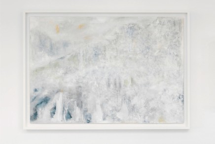 Richard Stone, looking back at a land from a sea, 2014