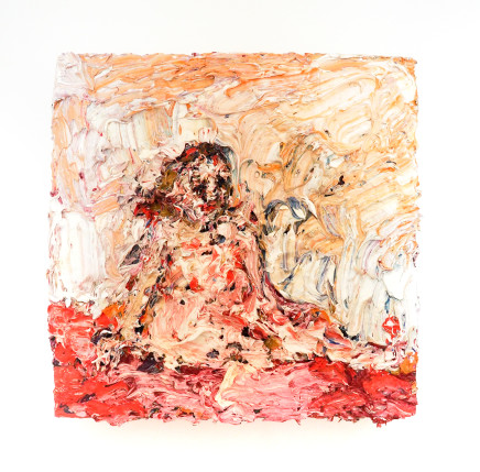 Vanessa Prager, Pink Nude, 2018