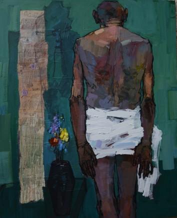 Dawit Abebe, No. 2 Background 1, 2014