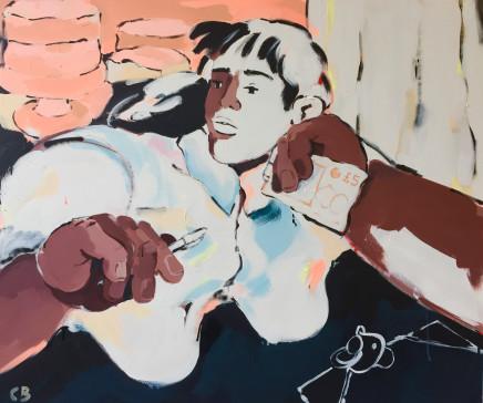 Cristina BanBan, Hot Desk, 2018