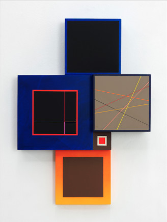 Richard Schur, Spatial object (VI), 2018