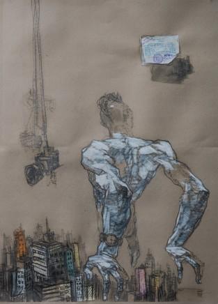Dawit Abebe, Mutual Identity 4, 2016