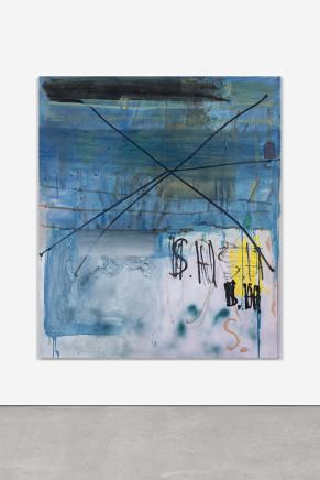Sebastian Helling, Blue 503 , 2017