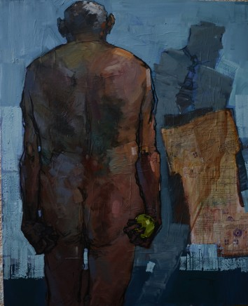 Dawit Abebe, No. 2 Background 3, 2014