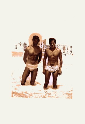 Soheila Sokhanvari, Beach Boys III, 2015
