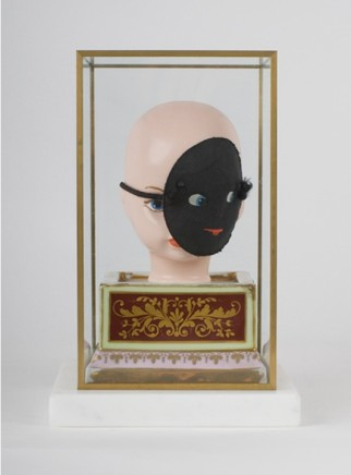 Bouke de Vries, Behind The Mask, 2009
