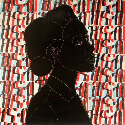 Ephrem Solomon, Silence Series 43, 2017