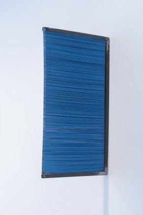 Dalila Gonçalves, Serras (blue), 2016
