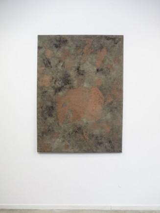 Ruben Brulat, Earth paintings 4, 2015
