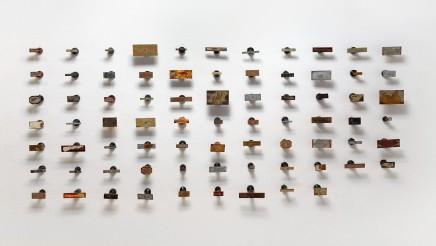 Dalila Gonçalves, Backgrounds, 2014