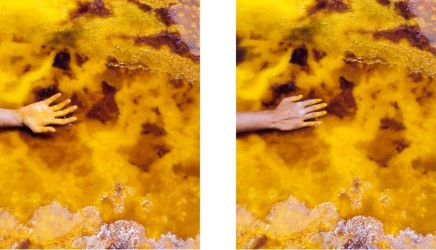 Ruben Brulat, Untitled 6 and 7 Diptych, 2014