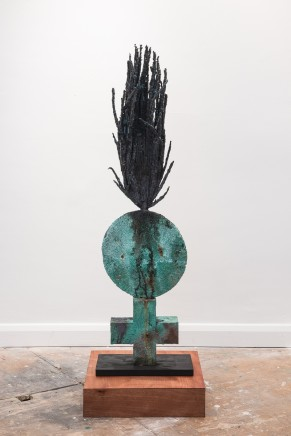 James Hillman, Aten (Rising Sun), 2016