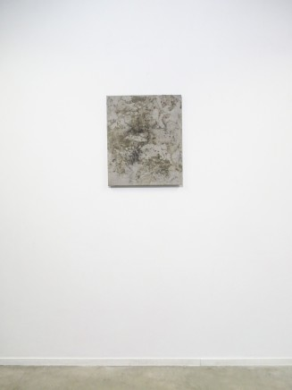 Ruben Brulat, Earth painting 3, 2015