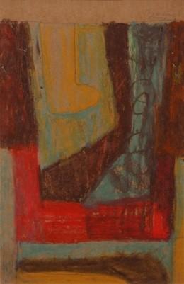 Li Lei 李磊, Plateau No.2, 2000