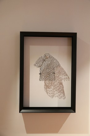 Man Fung-yi 文鳳儀, Weaving Intimacy (Body Lines) No.QQ2, 2013