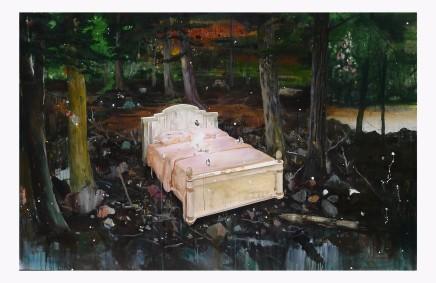 Xu Dawei 徐大衛, Bed, 2014