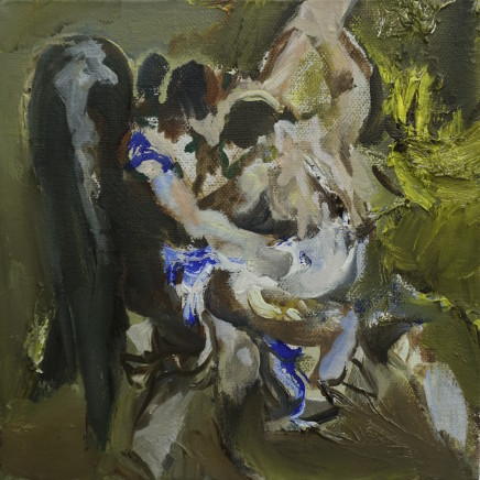 Zhu Xiangmin 朱湘閩, The Fighting Angel 搏斗的天使 , 2018