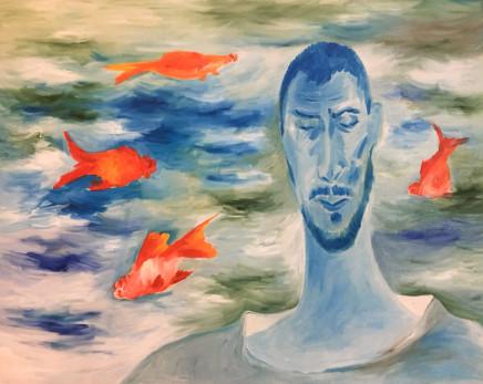 Dong Zi 東子, The fish that I want 鱼我两相忘, 2006