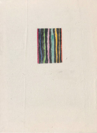 Max Huckle, Untitled Colorchart Small, 2018