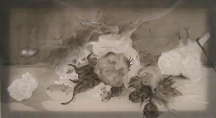 Shen Ruijun 沈瑞筠, Still Life 静物, 2009