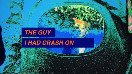 Yuan Keru 袁可如, The Guy I had Crash On, 2017