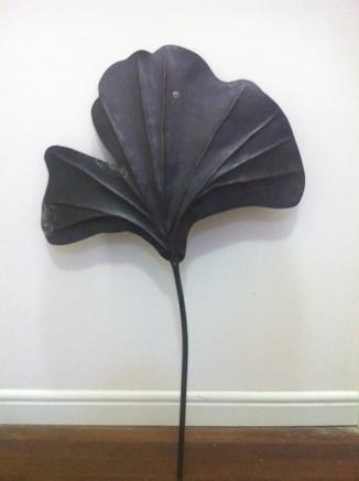 Barbara Edelstein 芭芭拉・愛德斯坦, Ginkgo Leaf # 2, 2013