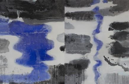 Zhang Jian-Jun 張健君, Flowing Water (series), 2015