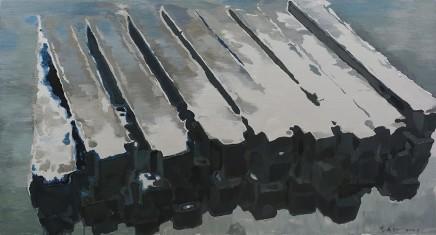 Li Yiwen 李易紋, Raster-2 光柵-2, 2016