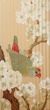 Huang Yan 黃岩, Electroplate.Flower bird No. 1, 2010