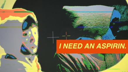 Yuan Keru 袁可如, I Need an Aspirin , 2017