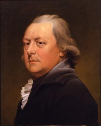 Portrait of Rev. Christopher Alderson, B.D.