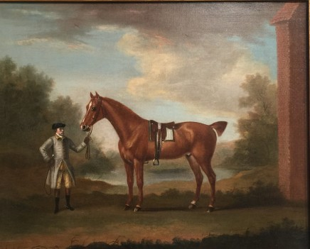 <span class=%22title%22>Horse and groom</span>