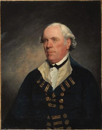 <span class=%22title%22>Portrait of Admiral Samuel Barrington (1729-1800)</span>