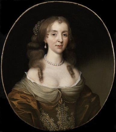 <span class=%22title%22>Portrait of Lady Dorothy Filmer (1622-1671), daughter of Maurice Tuke of Layer Marney Hall in Essex</span>