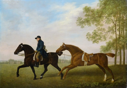 George Stubbs, Two Hacks