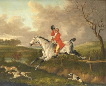 <span class=%22title%22>A pair of Hunting scenes</span>