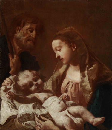 Giuseppe d'Angeli, The Holy Family