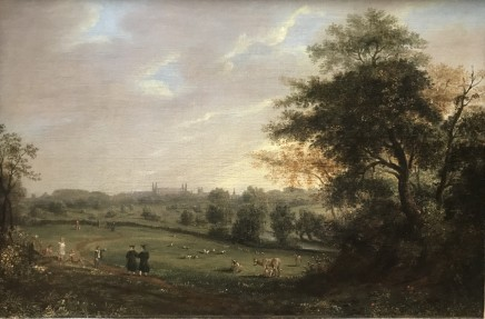 Richard Banks Harreden, View of Eton