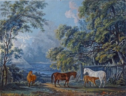 George Barret, Mares and Foals